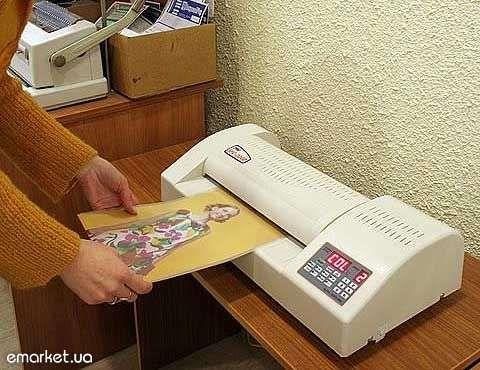 Как в домашних условия заламинировать документ
